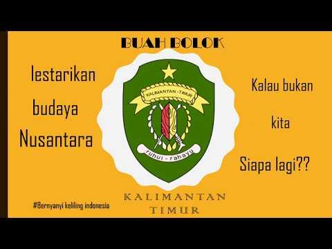 Lagu daerah Kalimantan Timur - Buah bolok