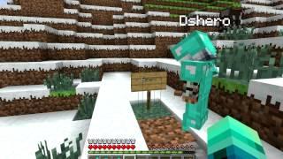 Matthew & Friends play Herobrine mod on Minecraft. Episode 2