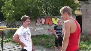 Приключения Дэнчика и Димана!1 серия