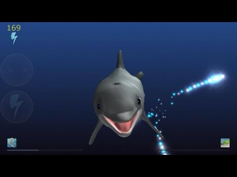 Shark Eaters: Rise of the Dolphins - By Max and Haley -Compatible with iPhone, iPad, and iPod touch.