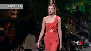 PEDRO DEL HIERRO Madrid Mercedes Benz Fall Winter 2018-19 - Fashion Channel