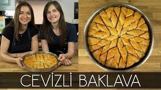Cevizli Kolay Baklava nasıl yapılır? | Merlin Mutfakta Yemek Tarifleri