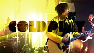 Yellow - Coldplay (Recess Cover)