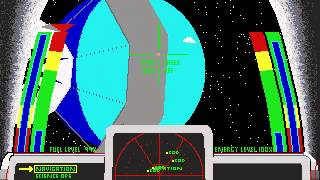 Illuminatus gameplay (Atari ST)