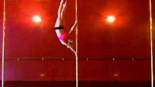 Mary Ashton - 2011 California Pole Dance Championship Contestant