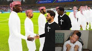 MUSLIM vs CHRISTIAN TEAM - FIFA 19!!!