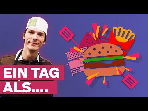 Techtastisch Bei McDonald's | #EinTagAls Systemgastronom