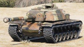 Танкосмотр2019 #21. США. ПТ-САУ. (ветка T110E4)   World of Tanks