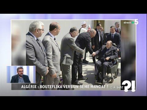 Algérie : Bouteflika vers un 5ème mandat ? #cadire 02.05.2018