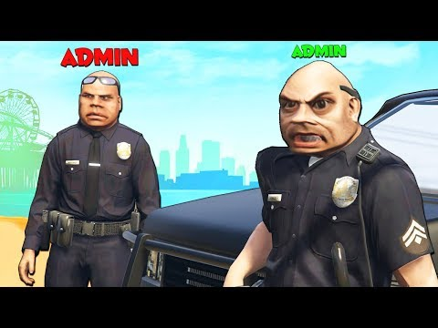 HOW TO TROLL ADMINS - GTA 5 ROLEPLAY ft. faceless thumbnail