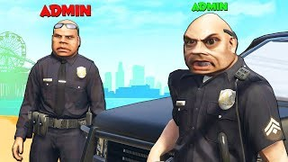HOW TO TROLL ADMINS - GTA 5 ROLEPLAY ft. faceless