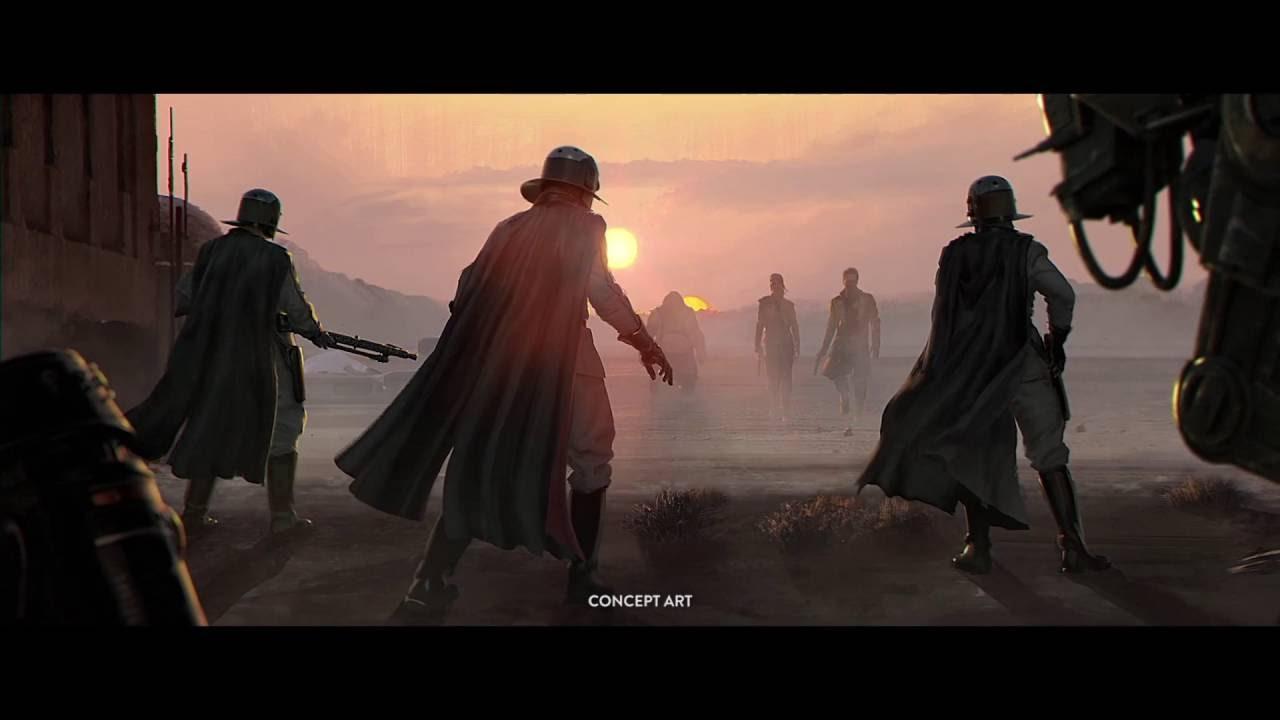 Image result for visceral games star wars
