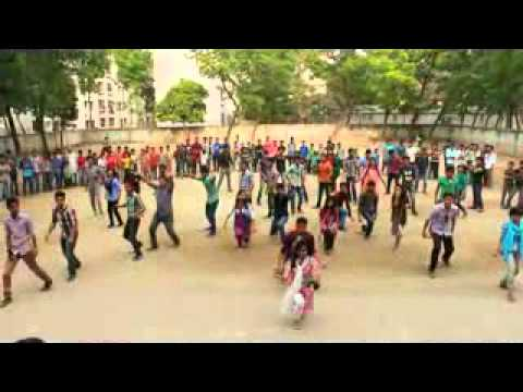 Icc t20 flash mob bangladesh bank adarsha high school14 youtube sciox Choice Image