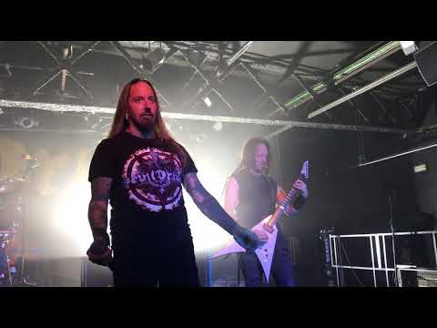 Devildriver - Grinfucked/Cry For Me Sky - Live at RZZ II Barcelona 09/09/18