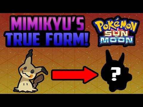 MIMIKYU'S TRUE FORM THEORY! Pokemon Sun and Moon Theory ...
