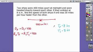 Algebra 1 Lesson 94