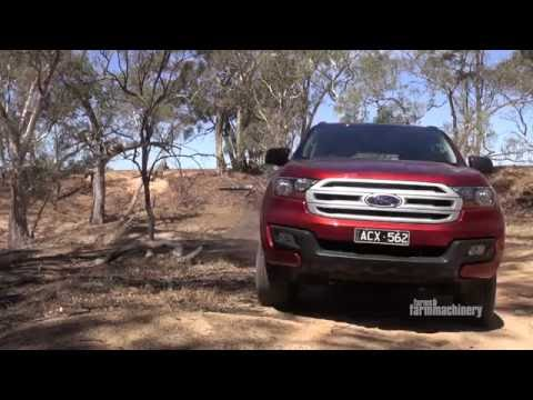 2015 Ford Everest Ambiente SUV review