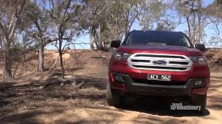 2015 Ford Everest Ambiente SUV review | Farms & Farm Machinery