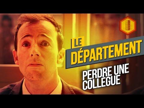 LE DÉPARTEMENT #13 Perdre une collègue
