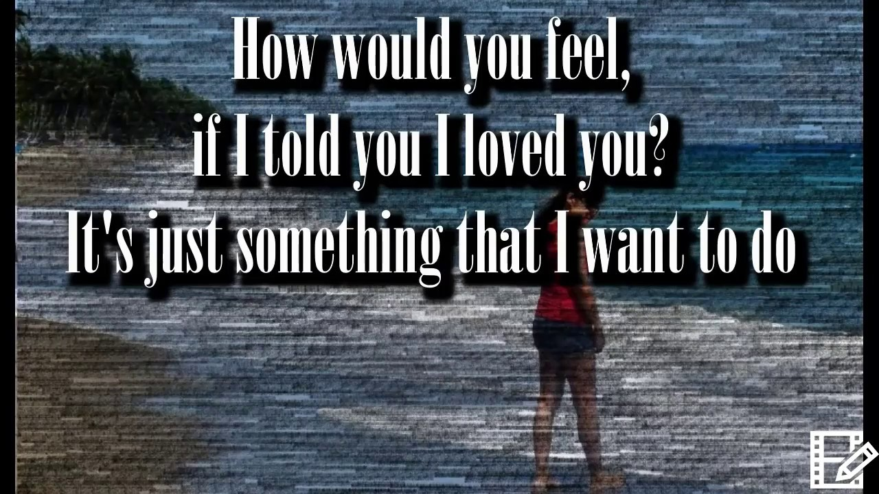 How Would You Feel By Ed Sheeran LYRICS #HowWouldYouFeel