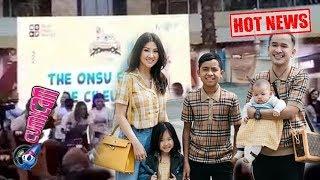 Hot News! Rayakan Imlek, Keluarga Ruben Onsu Disambut Histeria Fans - Cumicam 25 Januari 2020