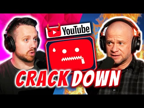 BRACE YOURSELF: Major YouTube Crackdown Incoming | Guest: Phil Labonte | Ep 192