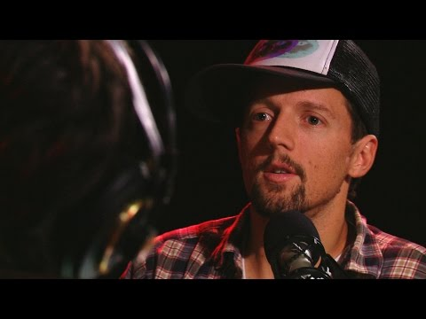 "Jason Mraz says ""Yes!"" to Studio Q"