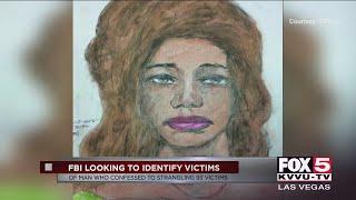 FBI seeks help identifying serial killer's victims