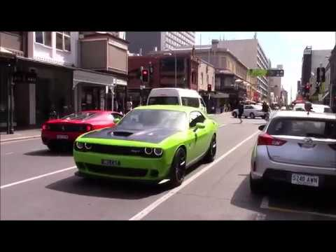 Car spotting in Adelaide, Australia October/November 2017