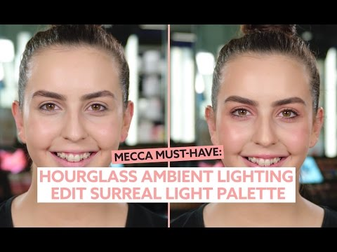 MECCA Must-Have: Hourglass Ambient Lighting Edit - Surreal Light Palette | MECCA Beauty Junkie