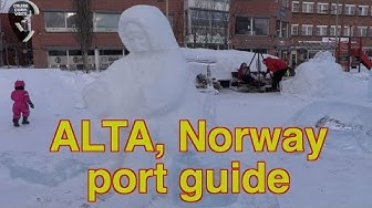 ALTA, Norway - Guide 2019