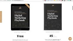 Free eBook:  The Digital Marketing Playbook