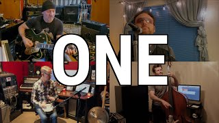 U2 - One - L.A.vation - The World's Greatest Tribute to U2 - COVID 19 Acoustic Version