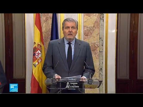 كلمة المتحدث باسم الحكومة الإسبانية بشأن تعليق الحكم الذاتي بكتالونيا  - نشر قبل 3 ساعة