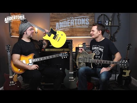 Yamaha REVSTAR Guitars - Full Range Review!