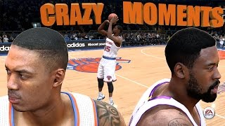 BEST OF NBA LIVE 15 | FUNNY A** MOMENTS! | PITCH BLACK PLAYERS LITERALLY!