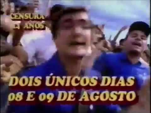 Intervalo Comercial Rede Manchete - Xica da Silva - 05/08/1997 (4/4)