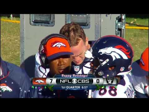2013 Week 17 - Broncos @ Raiders