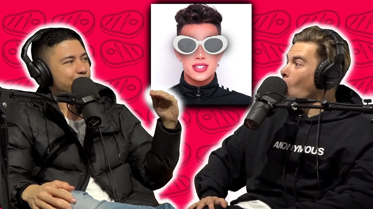 James Charles is a Clout Chaser