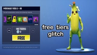 How To Get MAX Tiers (Tier 100) In Fortnite Season 8 For FREE!!