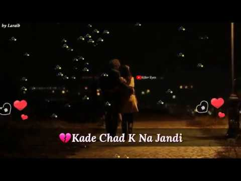 Sad Whatsapp Status Video || New WhatsApp Status || New Punjabi Song