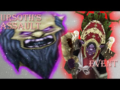 Arcane Legends | Ursoth's Assault Event And Opening!?