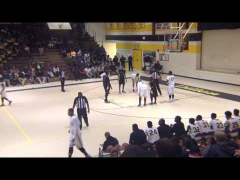 Marlboro County vs Dillon 2014 basketball