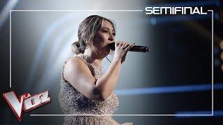 María Espinosa canta 'Uno x uno' | Semifinal | La Voz Antena 3 2019 thumbnail