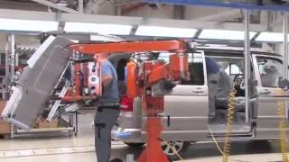 The VW California Camper Van Video