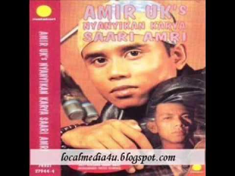 Amir Uk's Nyanyikan Karya Saari Amri   Meniti Suratan
