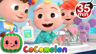 Baixar Yes Yes Stay Healthy Song + More Nursery Rhymes & Kids Songs - CoComelon