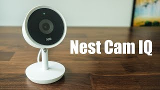 Nest Cam IQ indoor security camera   First Impressions