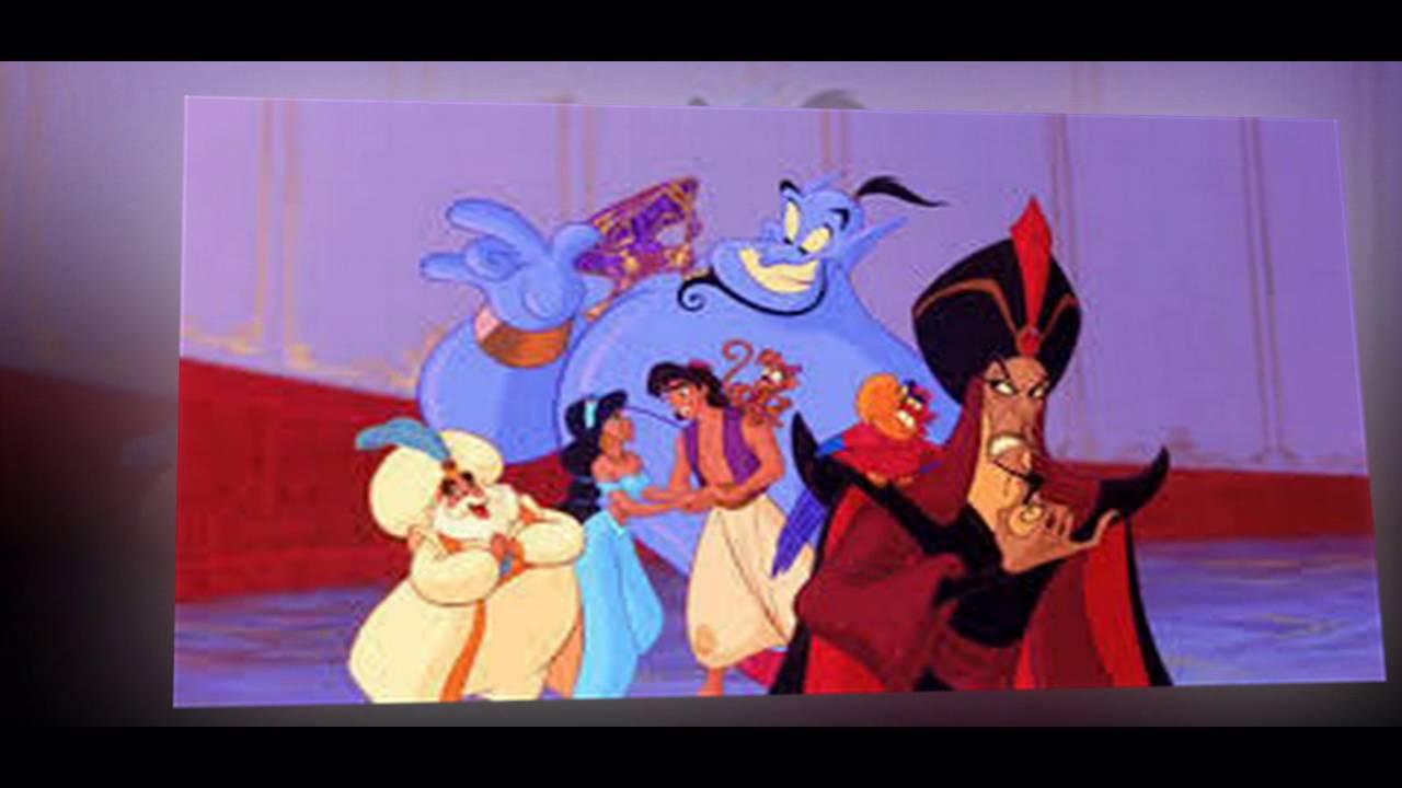 Truyện cổ Grim hay nhất - Aladdin và Cây Đèn Thần
