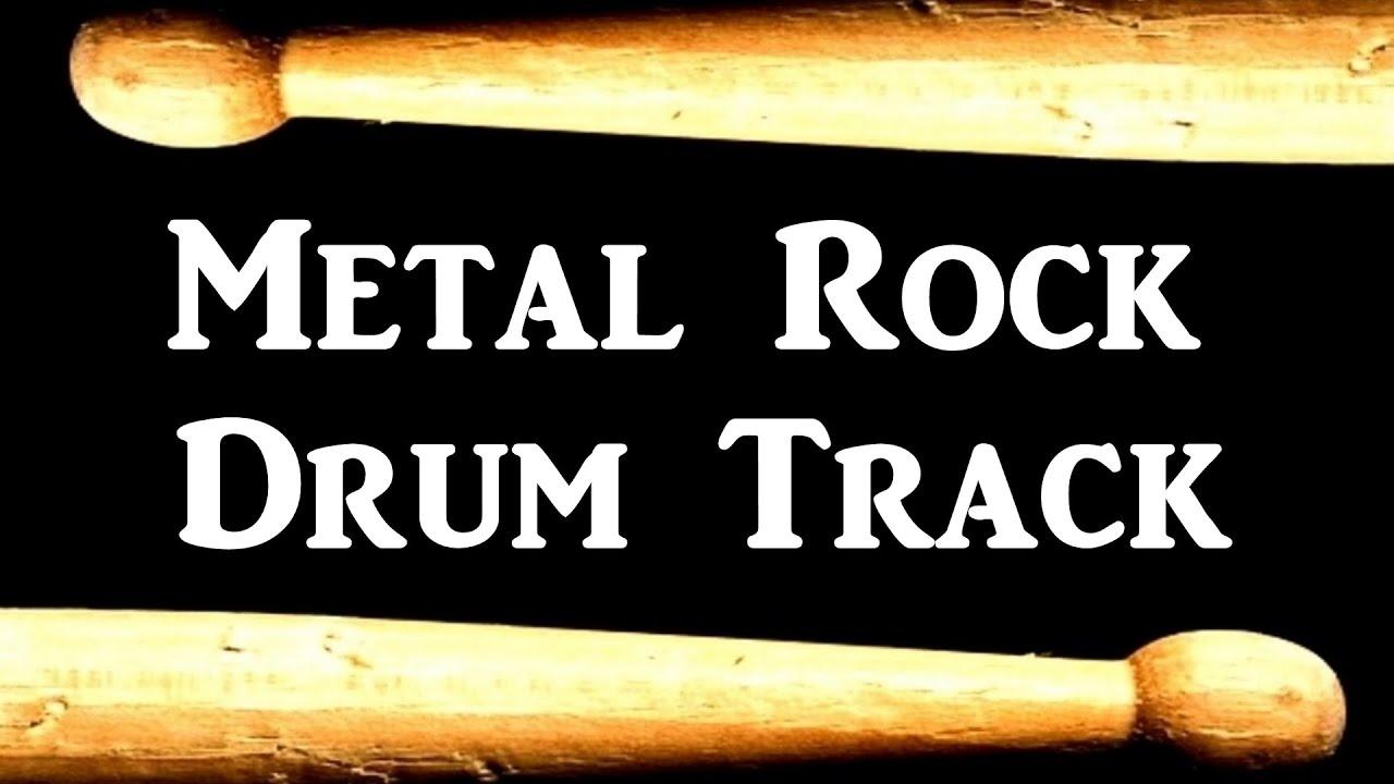 Hard Rock Metal Drum Tracks Beats Loops MP3 Download Free